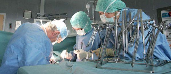équipement bloc opératoire